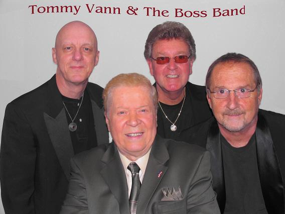 Tommy Vann & The Boss Band