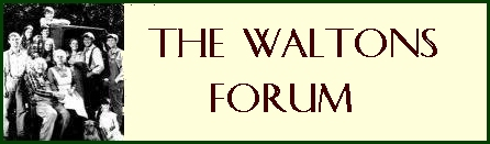 The Waltons Forum